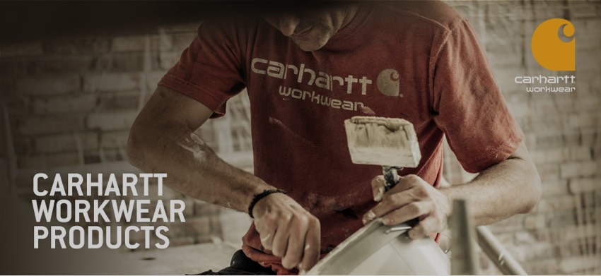 Carhartt workwear products